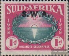 Namibië - Southwest 213 met Fold 1939 Hugenoten