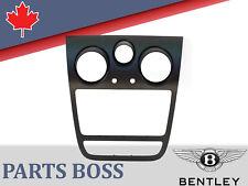 Bentley Bentayga OEM Genuine Black insert for dashboard 36A858085