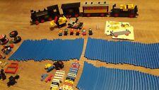 Lok 727 Lego Eisenbahn Motorrahmenplatte 6 x 22 für z.B