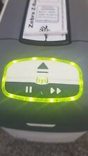 Zebra HC100 Wireless! wristband Printer- Tested, Perfect Working