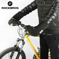 RockBros Winter Windproof Cycling Gloves Mountain Bike Bar Handlebar Mittens