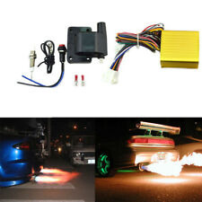 Exhaust Flame Thrower Kit Fire Burner Afterburner Kit Universal For Car Modifie