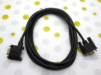 Allen Bradley SLC 1747-CP3 90 deg end ControlLogix 1756-CP3 10ft Serial DF1