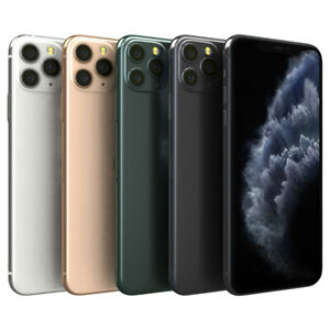 Apple iPhone 11 Pro - 64GB/256GB/512GB - All Colours, Good Condition Smartphone