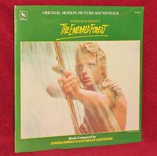 OST LP THE EMERALD FOREST JUNIOR HOMRICH BRIAN GASCOIGNE 1985 VARESE SEALED
