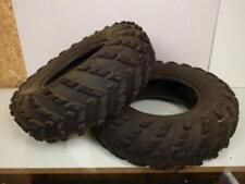 Pneu 205-85-12 Carlisle Badlands quad ATV Usure 50% Occasion