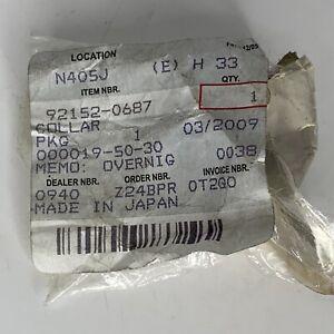 OEM 92152-0687 Transmission Collar For Kawasaki KX250F 2009-2013 NEW