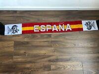 Schal Fussball Nationalmannschaft Spanien / Espana /  Fanschal / WM 2006