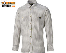 Men's Polyester Collared Regular Check Casual Shirts & Tops