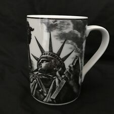 222 Fifth Slice of Life Statue Of Liberty Coffee Mug Cup Lady Miss Antar Dayal