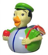 Pinocchio CelebriDuck Rubber Duck NIB Retired Gift Box *Rare*
