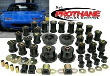 PROTHANE 12-2002 MAZDA MIATA Total Suspension Bushing Kit MX5 EUNOS 90-97 Poly
