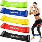 Elastique musculation pour fitness sport yoga, bande resistance pack