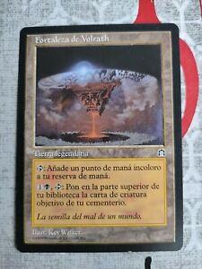 MTG Volrath's Stronghold *  Fortaleza de Volrath