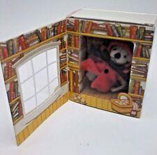 Magic Bookshop Bears Little Red Riding Hood Small Plush Teddy Bear w/ Book