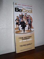 Be Cool starring John Travolta & Uma Thurman (DVD, 2005,NEW)