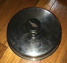 """Used LIFETIME Cookware Stainless Steel Cover Lid 7.5"""""""