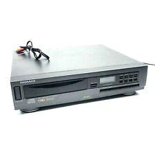 Magnavox/Philips Vintage AK601p AK 601 CD Player w/ 16 Bit D/A & 4X Oversampling