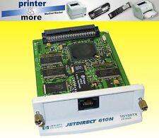 HP Scheda di rete Print server per Color Laserjet 4600, 4650, 4700 610n