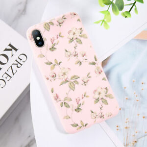 For iPhone 7 8 Plus X XR XS 11 13 Pro Max 12 Mini Silicone Shockproof Cover Case