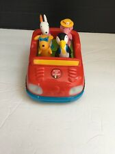 Discovery Kids Ready Set Learn Car Paz No Remote
