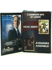 Avengers Agent Coulson Vintage Trading Cards Replica Set EFX Collectibles