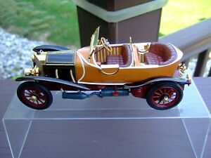 Franklin Mint 1/24th Scale 1911 Mercedes---VERY NICE---