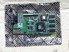 ATI 3D Fujitsu Xpert Rage Pro turbo Carte graphique AGP 8 Mo SDRAM P/N 109-49800-11