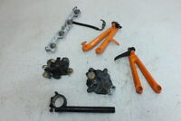 2004 HONDA CBR1000RR CBR 1000 RR PARTS KIT PEG FUEL INJECTER SERVO CLIP ON