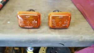 Mg Tf Mgf Side Repeaters Orange