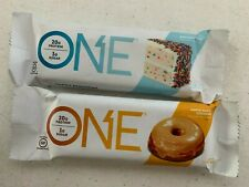 94 One Protein Bars 2 Flavors nutrition energy