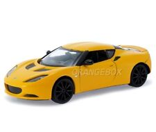 LOTUS EVORA S 1:24 scale diecast model miniature die cast cars yellow