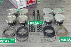 Wiseco ProTru Pistons LSX LS1 LS2 4.070 3.622 6.098 6.125 FLAT TOP 10.1-10.7:1