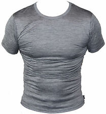 New Bonds Mens T-Shirt in Grey Colour Size XXL