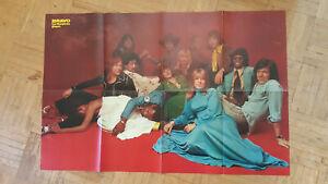 Les Humphries Singers / James Dean Poster aus Bravo 48/1973