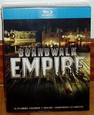 Boardwalk Empire 1-3 Seasons Full 12 Blu-Ray New Series (Sleeveless Open) R2