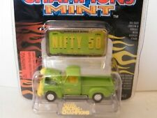 1996 Racing Champions 1:64 Mint Hot Rods Die Cast Collectible 1950 Chevy 3100 Pu