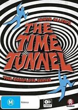 The Time Tunnel - Complete Series (DVD, 2014, 8-Disc Set) REGION 1