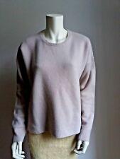❄New#    MAX MARA 100% CASHMERE Sweater in beige   size L