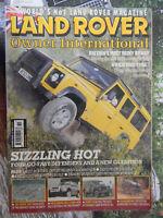 Land Rover Owner Int 10/2003 Series 1 2 3 Defender Range Discovery Freelander