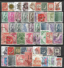 PAKISTAN STAMP COLLECTION  PACKET of 50 DIFFERENT Stamps