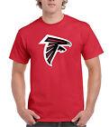 Atlanta Falcons Printed T-Shirt (Youth S - Adult 5XL)