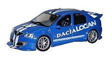 Eligor Dacia Logan Tuning Blue 1 43