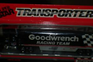 MATCHBOX 1989 DALE EARNHARDT SIGNATURE ON CAB TRANSPORTER HAULER RARE MIB