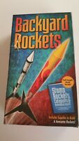 ROCKET KIT 100% Complete Backyard Flying Rockets Model Book Ages 8+ Boys Girls