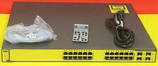 Cisco  Catalyst WS-C3750G-24TS-E1U 24-Ports Gigabit Switch