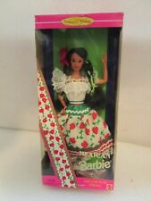 Barbie Mexican Mexiko DOTW 2nd Ed Mexico 1996 #14429 Dolls Of The World NRFB