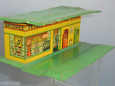 "VINTAGE DINKY MODEL  No.48 FILLING AND SERVICE STATION  ""RARE"""