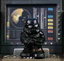 Hasbro Star Wars Fighter Pods Sith Lord Shadow Trooper Micro Heroes Figur K801_T