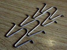 Rear brake pad spring set, Mazda MX-5 mk2 mk2.5 1.6 & 1.8, W-shape, MX5, 1998-05